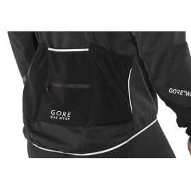 GORE BIKE WEAR Power 2.0 WS SO Jacket Men black/red